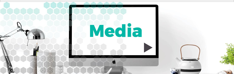 Media header