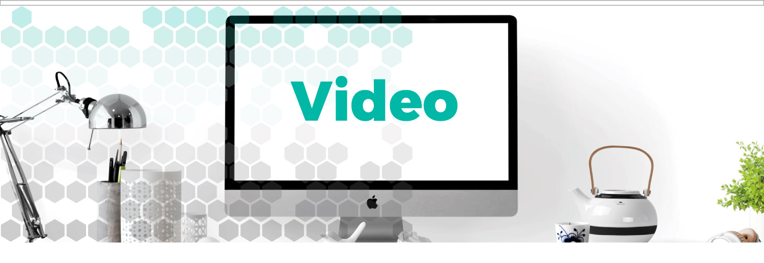Video page header